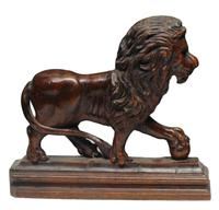 Pair of 19th Century Medici Lions (2 of 4)