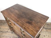 18th Century Mahogany Chest of Drawers (6 of 11)