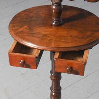 Unusual Adjustable Shaving Stand or Dressing Mirror (4 of 6)