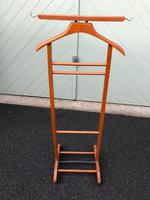 Beech Valet Clothes Stand (6 of 6)