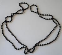 Very Unusual & Rare 1950s French Jet Necklace - Ideal Gift / Present / Boxed (5 of 8)