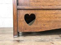 Early 20th Century Oak Dresser (5 of 11)