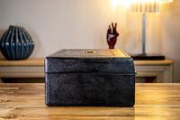 Leather Desk Box c.1890 (5 of 10)