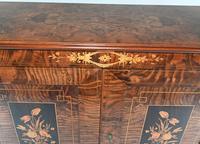 Victorian Credenza Walnut Sideboard Cabinet c.1880 (4 of 16)