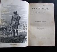 1872   Zanzibar - City Island & Coast by Richard F Burton -1st Edition, 2 Volume Set (4 of 5)