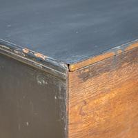 Bow Front Painted Chest of Drawers (8 of 8)