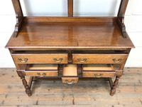 Early 20th Century Antique Oak Dresser (3 of 12)