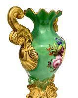 19th Century Coalport Design Porcelain Vase c.1830- 1850 (8 of 8)