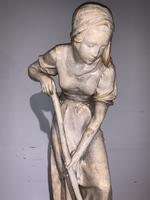 Large Terracotta Figure by Frederic Goldscheider (5 of 8)