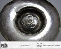 Georgian George II London 1748 Solid Sterling Silver Antique Bun-top Pepper Pot Shaker. English 18th Century (4 of 6)