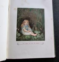 1868 The Story Without an End by Sarah Austin - Rare Illustrated Children's Book (3 of 5)