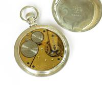 Antique Waltham Silver Pocket Watch, 1896 (3 of 4)
