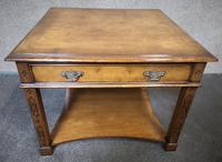 Pair of Burr Walnut End Tables Iain James Fine Furniture (7 of 9)