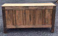 French Bleached Oak Dresser Base (4 of 12)