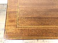 Antique Edwardian Inlaid Mahogany Desk (7 of 12)