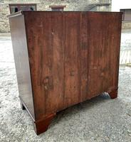 Small Antique Georgian Mahogany Chest of Drawers (16 of 16)