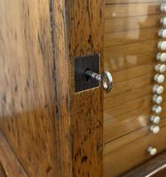 Antique Pine Microscope Slide Cabinet (9 of 17)