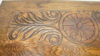 Early 20th Century  Oak Monks Bench (11 of 20)