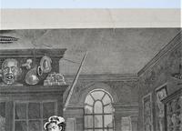 William Hogarth, Marriage-A-La-Mode, Plate 3, Engraved 1745, Original print (7 of 8)