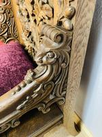 Gothic Revival Throne (16 of 20)