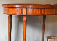 Dutch Neoclassical Satinwood Centre Table (12 of 13)