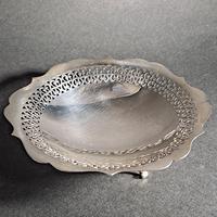 20th Century Silver Dish (2 of 4)