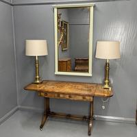 Wall Hanging Triptych Dressing Mirror (3 of 12)