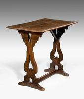 Late 17th Century End Support Table (2 of 2)