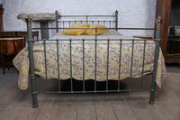 Handsome Classic Edwardian King Size Bed (7 of 7)