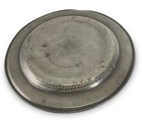 19th Century Pewter Charger (4 of 4)