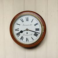 10 Inch Fusee Harrods Dial Clock