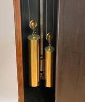 Gillett & Johnston, Westminster Chiming Mahogany Grandmother Clock (11 of 11)