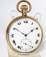 Antique Swiss Pocket Watch, 1920s (2 of 5)