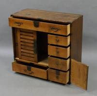 Japanese Tansu Chest (3 of 5)
