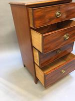 George III Pillar Chest of Drawers (3 of 12)