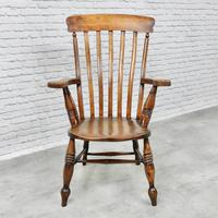 Lathback Windsor Armchair (6 of 8)