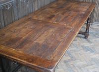 French Oak Kitchen Farmhouse Table (9 of 9)