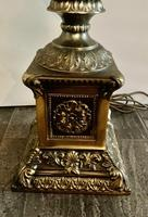 Pair of Gilt Large Decorative Lamps (3 of 4)
