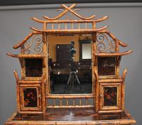 Impressive 19th Century Bamboo Cabinet (14 of 25)