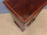 Howard & Sons Inlaid Mahogany Cabinet (12 of 14)
