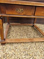 Late 18th Century Tyrolean Austrian Fruitwood Table (5 of 5)