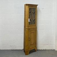 Late Georgian Partly Glazed Corner Cabinet (4 of 5)