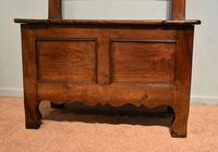 Mid 19th Century French Chestnut Bench (3 of 7)