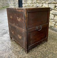 Antique Ship's Cabin Chest of Drawers (4 of 17)