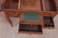 French Walnut Veneer Fold out Dressing Table (7 of 7)