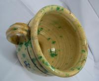 Antique 19th century Rustic Italian Chamber Pot (2 of 3)