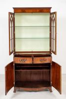 Regency Style Mahogany Bookcase c.1920 (6 of 7)