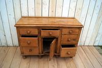 19th Century Pine Dresser Base (12 of 14)