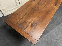 Long French Oak Farmhouse Dining Table (15 of 17)