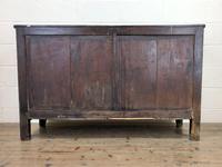 Antique 18th Century Oak Sideboard (7 of 7)